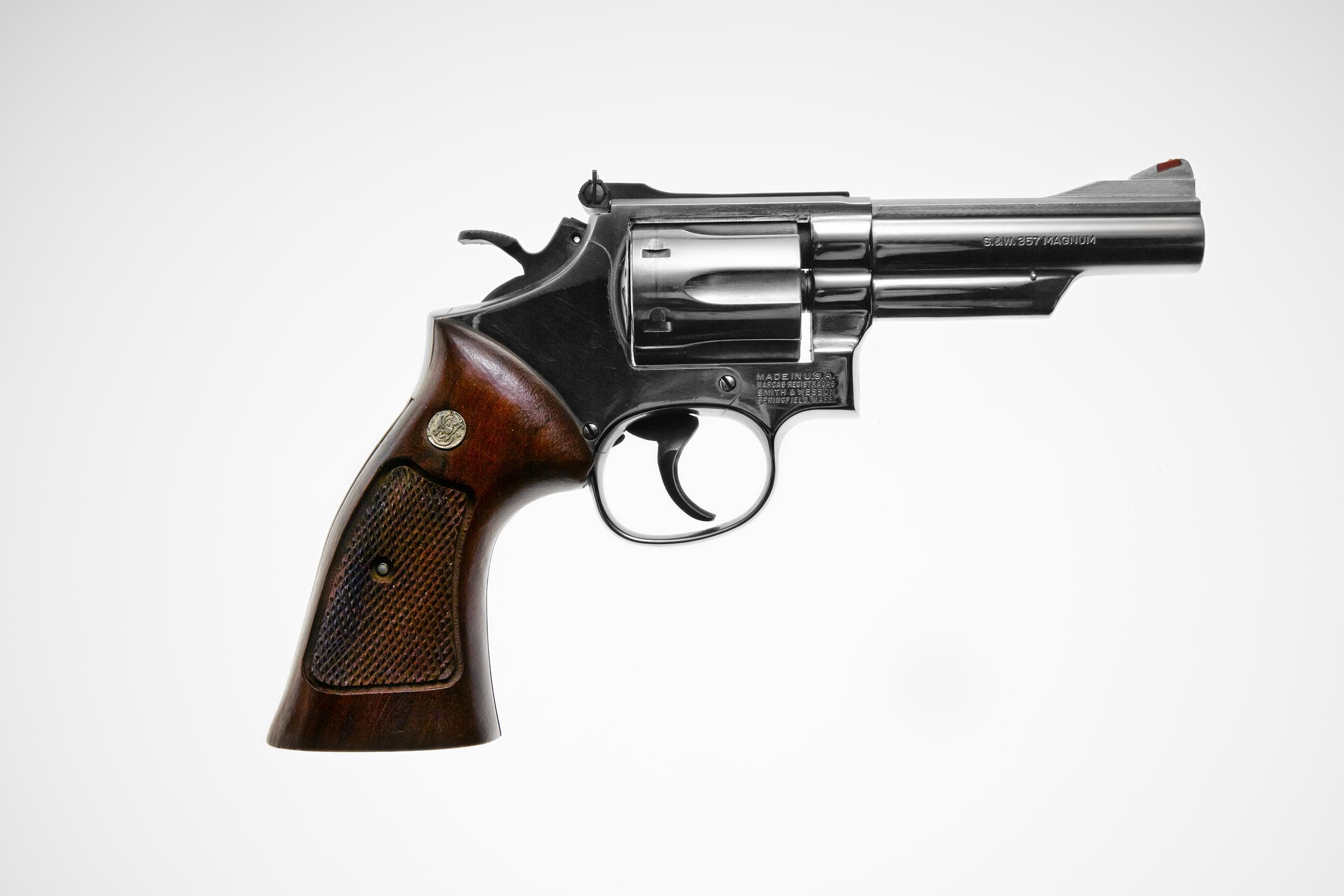 SW Revolver Sharper 50