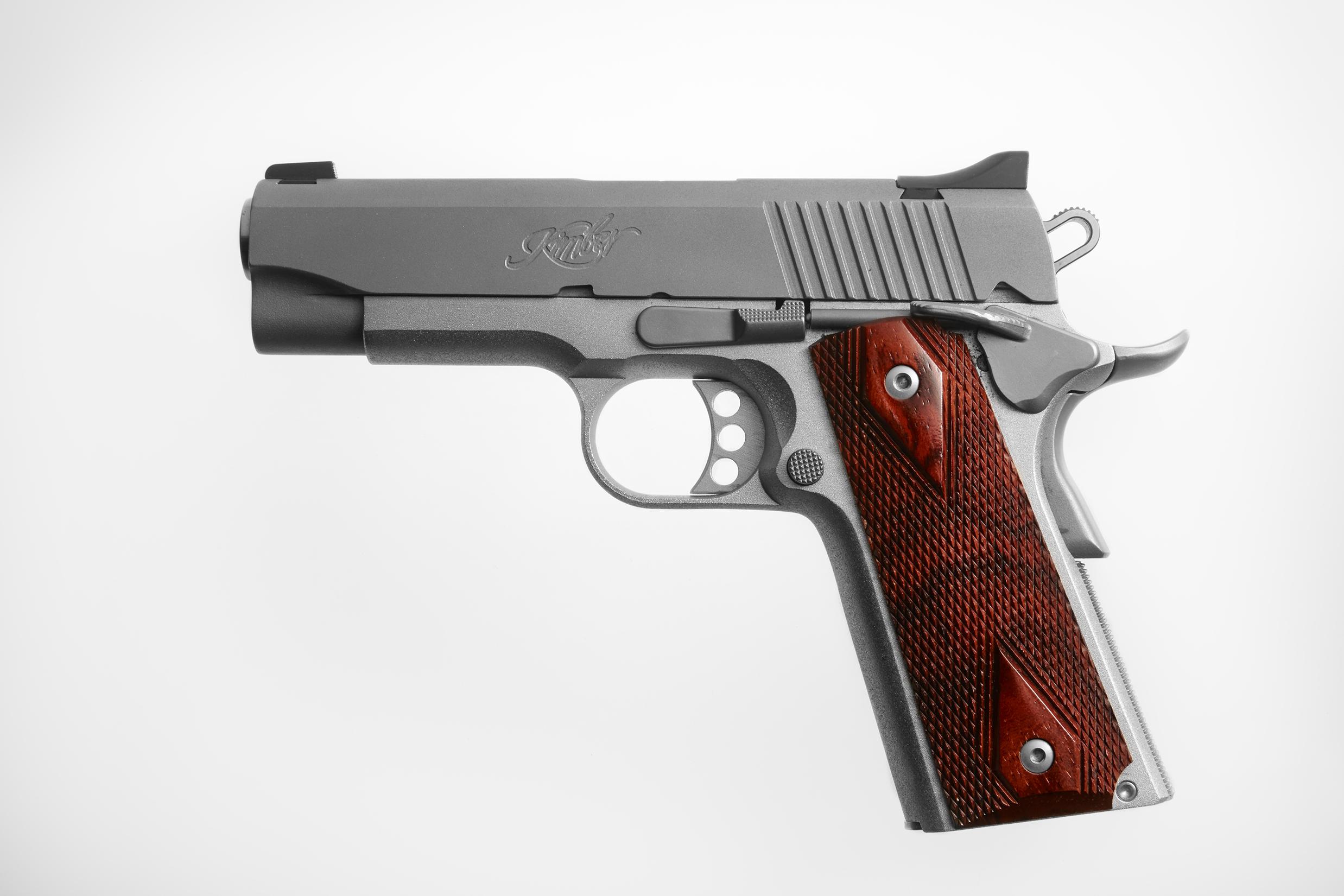 Silver Pistol Sharper 50
