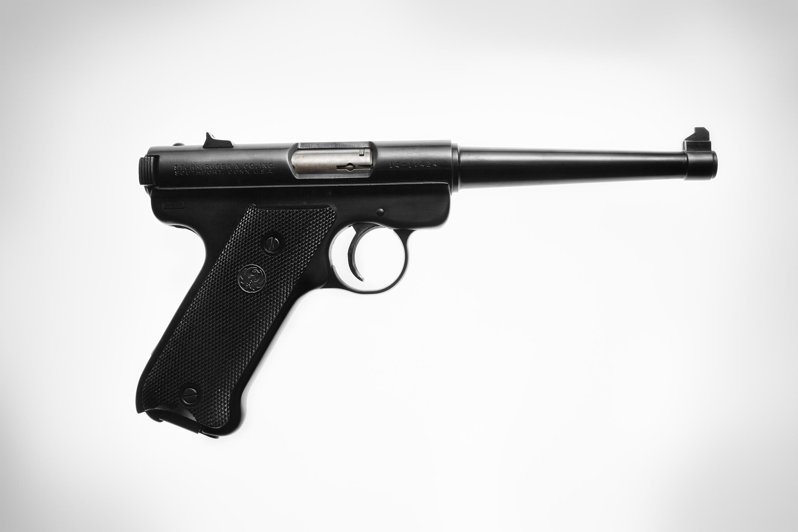 Luger Sharp 50